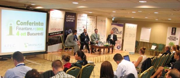 Conferinta Finantare.ro, Bucuresti 2012 11