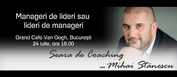Serile de coaching