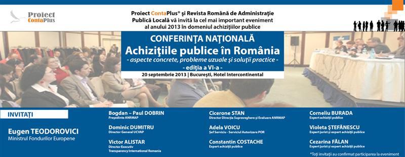 Banner Achizitiile publice in Romania 960x380