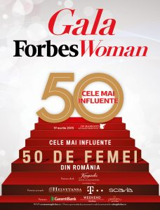 Gala Forbes Woman_Promovare