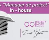 Acces Project Investments organizeaza curs de Manager de Proiect, in-house, pentru beneficiarii proiectelor POS CCE 2007-2013