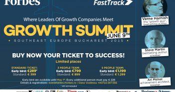 Forbes SEE Growt Summit_vanzare bilete
