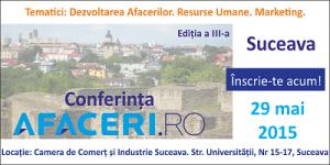 Banner Afaceri.ro Suceava (2015) - mic