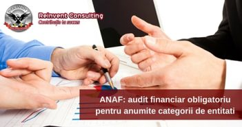 audit financiar Reinvent Consulting
