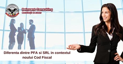 SRL vs PFA Reinvent Consulting