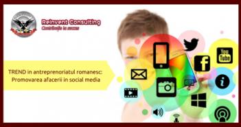 Trend Antreprenoriat- Reinvent Consulting