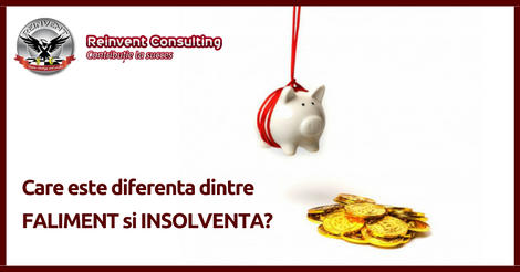 faliment si insolventa Reinvent Consulting